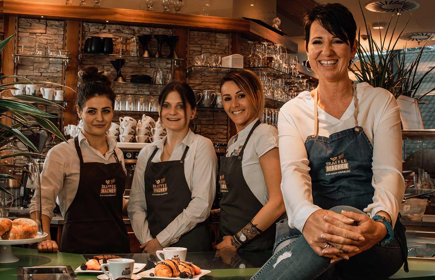 Leidenschaft Frühstück im Cafe Die Kaffeemacher in der Stadtgalerie Schwaz in Tirol