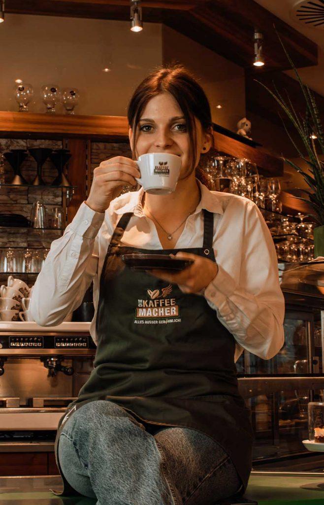Schöne Zeit verbringen bei einem Frühstück im Cafe Die Kaffeemacher in der Stadtgalerie in Schwaz